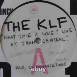 The KLF What Time Is Love (Live At Trancentral) (12)