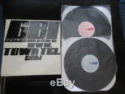 Towa Tei GBI German Bold Italic Japan DBL Vinyl 12 inch Kylie Minogue Deee Lite