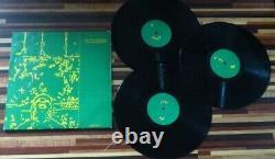 Two Lone Swordsmen Tiny Reminders Lp 3x 12 Vinyl Records Warp Records Warplp77
