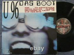 U 96 DAS BOOT The TV-Advertised Mega-Seller Album / LP GER 1992 POLYDOR 513185-1