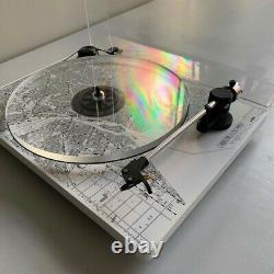 U-Turn Limited Edition Turntable, (Detroit Techno, Neubau Berlin for DetUnd)