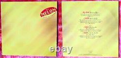 U2 Lemon / Melon Vinyl Set Free Unique Pic Outer Sleeve/wallet