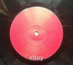 Universal Indicator Red Aphex Twin Limited Edition 1000 Copies Rephlex TR 606