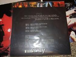 Vintage Mint 2002 Sasha 013 Ibiza Global Underground 3 Vinyl Record Set, GU013VIN