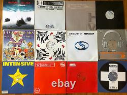 Vinyl Lot of 30 Records EDM House, Techno, Club Music, Electronica, Butter Rugs