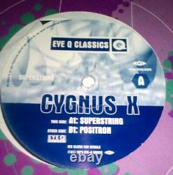 Vinyl Trance Techno Classics Eye Q Cygnus X Superstring / 793
