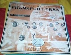 Vinyl Trance Techno Classics Frankfurt Traxx Volume 2 Sven Väth DJ Dag / 6036