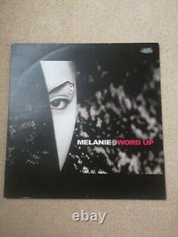 Word Up MELANIE B Vinyl Record Spice Girls Rare