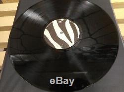 Yello Zebra LP 1994, 1st press (Mercury 522 496-1)
